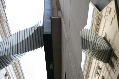 The Corkscrew Bridge
